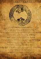 Dovah Script by AnimusMedia