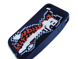 Hobbes Inspired iPhone 4 Case by agorby00