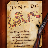Join or Die by fourdaysfromnow