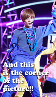 corner of the picture (taemin) by hitomay26