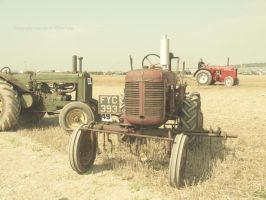 Tractors colour test by Fudge-Photography