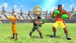 Great Tiger, Little Mac, and Mr. Sandman by UKD-DAWG
