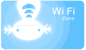 Free Wi Fi anyone? by littlepolka