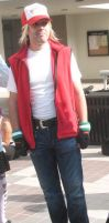 Terry Bogard cosplay 18 by IronCobraAM