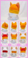 Sunny Cat Hat by cutekick
