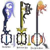 keyblade 30 by suburbbum