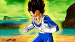 Vegeta in namek by ingridMZ
