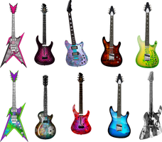 Custom Guitars by J-Dove