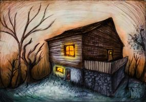 House... by Joey-1994