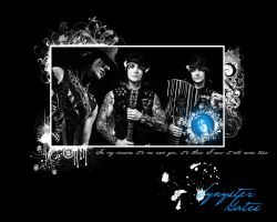 Synyster Gates Wallpaper 02 by dreamyvale