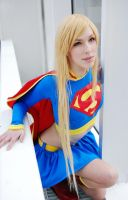 Supergirl by NemoValkyrja