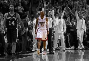 Ray Allen by KemalEkimGraphic
