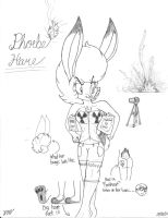 Phoebe Hare :3 by victor639514