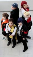 Persona 3 by TINNERI
