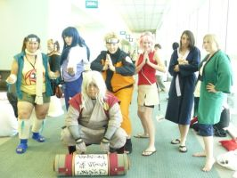 Naruto Sippuden Group 1 by defy-law