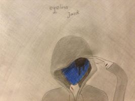 Eyeless Jack by MehranPersia