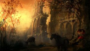 Ascalon-Catacombs by AngelicBond