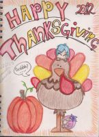 Happy Thanksgiving 2012 by Dimitra012