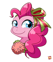 Cheerleaders Pinkie Pie by norang94