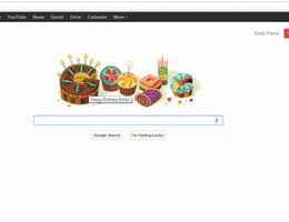Google knows my Birthday!!! by XRadioactive-FrizzX