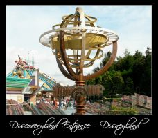 Discoveryland Entrance by iFab