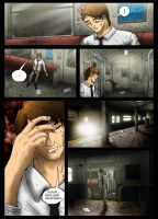 Silent Hill comic book part 3 by ThoRCX