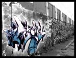 Graffiti by X-TAKASHI-X