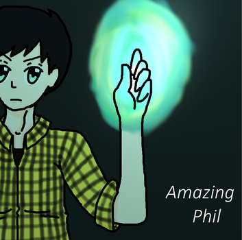 YouTubers Unleashed: AmazingPhil by LittleDesertStar