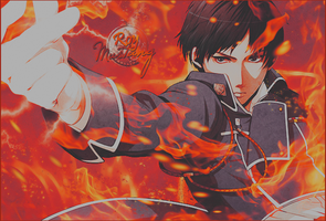 Roy Mustang by SieghartXx