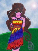 Untitled Colored Work by Taiya001