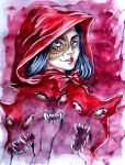 Red Riding Hood by Doringota