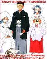 Tenchi Muyo - Get's Married by C-L-K