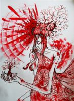 red ink 1 by engraven