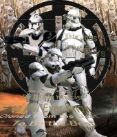 Clone troopers by Commander-A-21-Felix
