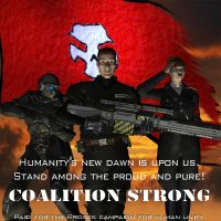 Coalition military ad by ProphetX