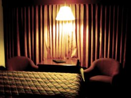 Lonely Hotel Room 07 by Alohavera