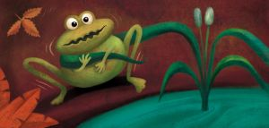 Frog by roweig