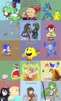 Super Smash Valentines! by Angelstar7