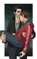 Sterek by Youko-Shirokiba