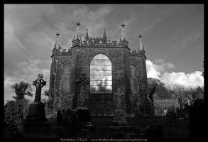 Kilbixy Church, Ireland III by fluffyvolkswagen