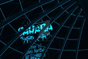 Tron Sahara by Bartistictouch