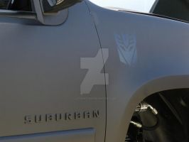 TF3: Dreadbot Decepticon Decal by Letohatchee