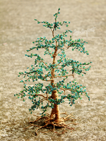 Pine Tree by beads-poet
