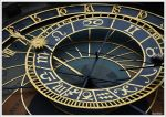 Prague astronomical clock by KlaraDrielle