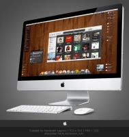 The new iMac by AlexanderLoginov