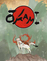 Okami contest by RedKnight91