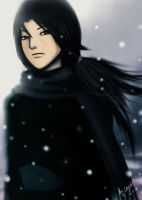 itachi uchiha-elder brother by CoyeL