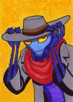 ACEO - Francoeur by Goldy--Gry