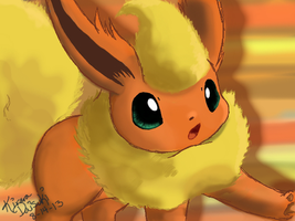 Nintendo 3DS Colors +Flareon+ by kiraradaisuki