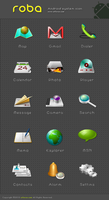Roba-Android system icon by uiforce